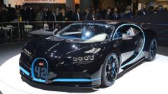 Топ 5 на най-бързите серийни автомобили в света
