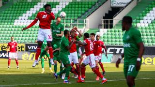 Лудогорец - ЦСКА 1:2 (Развой на срещата по минути)