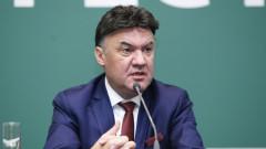 УЕФА обяви заплатата на Борислав Михайлов за 2017 година