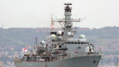 Германия изпраща бойна фрегата в Тихия океан