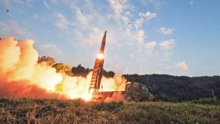 Пхенян транспортира балистична ракета към крайбрежието си