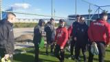 ЦСКА влезе във фитнеса