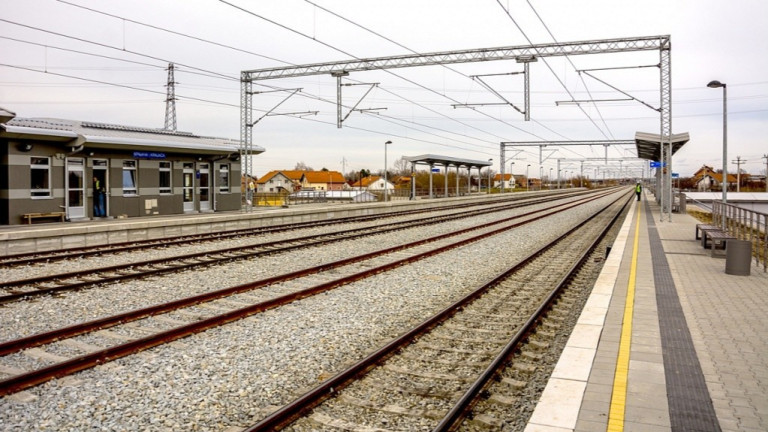 Отвориха офертите за жп линията до Северна Македония