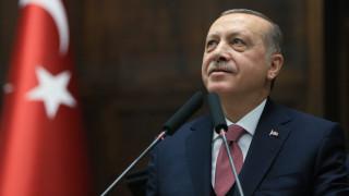 Турция ще обсади Африн до дни, обяви Ердоган