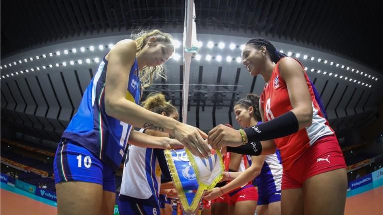 Италия с трета чиста победа на дамския волейболен Мондиал