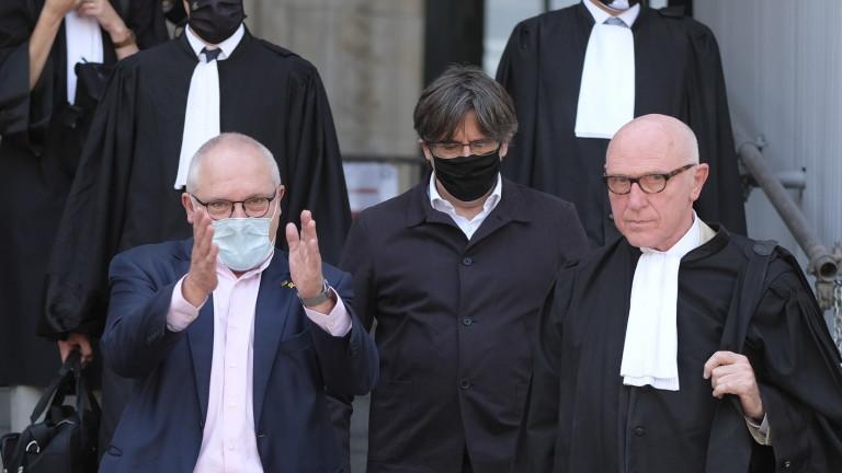 Белгийски съд отказа екстрадицията в Испания на Луис Пуиг, бивш