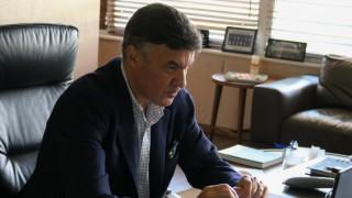 Борислав Михайлов взе участие в редовното заседание на Футболния комитет на УЕФА