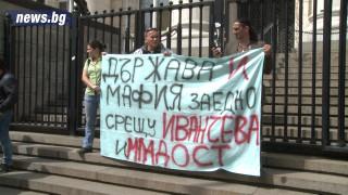 """Граждани недоволстват как е арестуван кметът на """"Младост"""""""