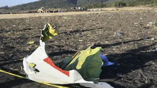 """Пилотите на падналия етиопски самолет следвали препоръките на """"Боинг"""" преди катастрофата"""