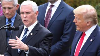 САЩ добавя Великобритания и Ирландия към забраната за пътуване от Европа