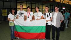 Наши ученици с отличия от Международната олимпиада по биология
