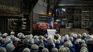 Франция влага 15 млрд. евро за развитие на промишлеността