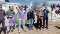 БФС подкрепи футбола в Хитрино