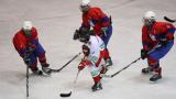 Служебна победа за България на СП по хокей за младежи