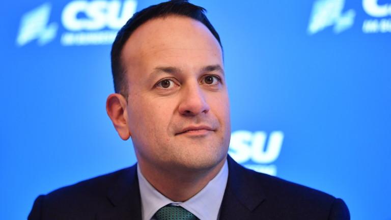 Премиерът на Ирландия Лео Варадкар заяви, че дори и Великобритания