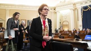 Украйна разследва информация за следене на експосланика на САЩ Мари Йованович