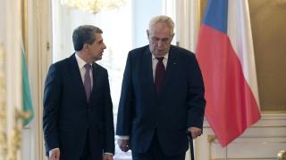 Чехия обеща да помага за охрана на границата ни