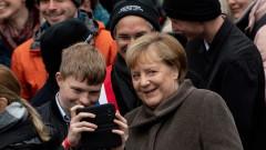 Меркел: Европа трябва да брани демокрацията и свободата