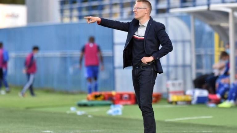 Новият треньор на Лудогорец: Да живее ХНК Горица! Приключение, което никога няма да забравя!