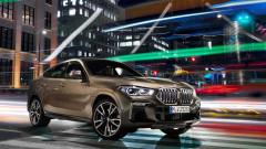 BMW представи новото поколение на X6 (Видео)