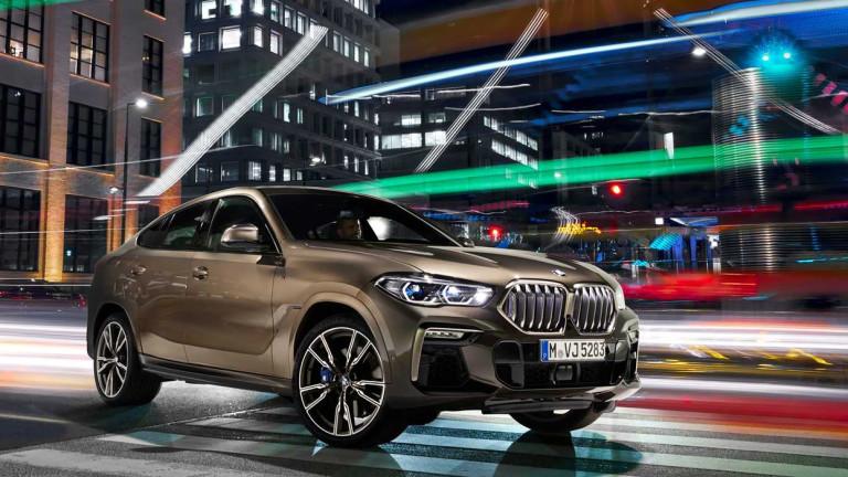 Баварската марка BMW официално представи третото поколение на купе-кросоувъра BMW