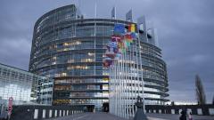 Европейският парламент отмени сесията в Страсбург