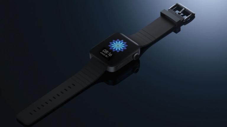 Наскоро Xiaomi показа първия си смарт часовник в лицето на