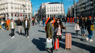 Испанската икономика вероятно се е свила с 20% през второто тримесечие