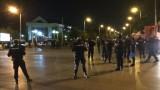 Жандармерията разтури блокадата до посолството на Румъния