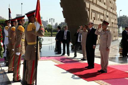 Ердоган дава рамо на Египет