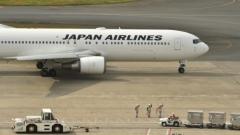 Два самолета се сблъскаха в Япония