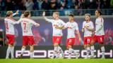 РБ Лайпциг победи Байер (Леверкузен) с 3:0