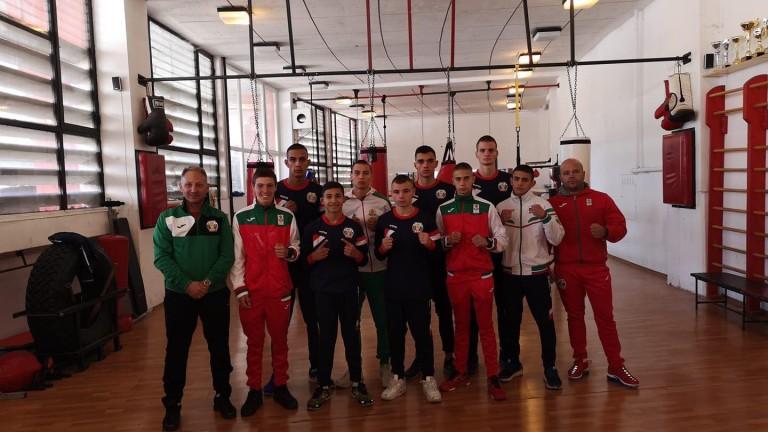 Четирима национали в битка за полуфиналите на Европейското първенство по бокс
