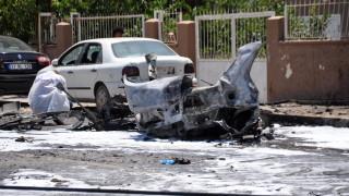 Бомба уби трима души в турски град до Сирия, обяви Ердоган и го свърза с тероризъм