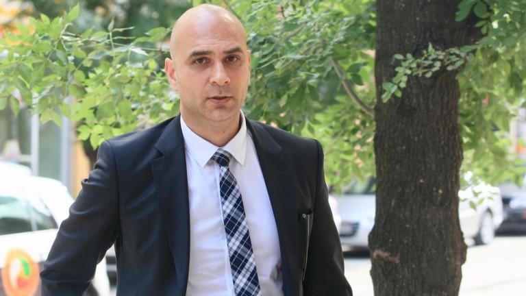 В Специализираната наказателна прокуратура нямат информация дали Георги Станоев -