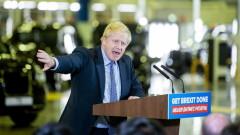 Джонсън решен да доведе до край Брекзит