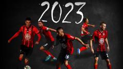 Локо (София) поднови договорите на петима свои футболисти