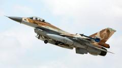 Израел бомбардира военно летище до Дамаск