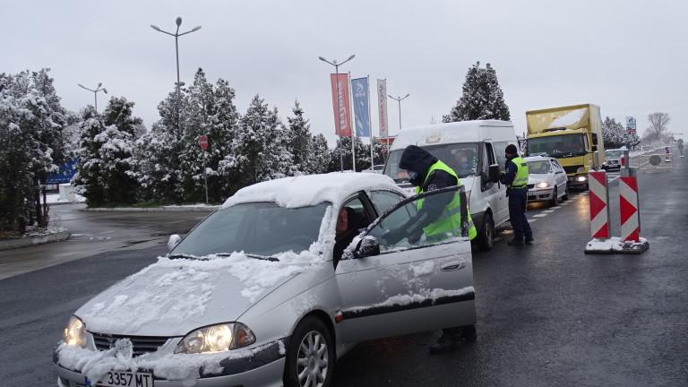 Защитни облекла и ясна методика за работа поискаха полицаите