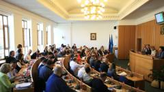 Общинските съветници на ГЕРБ в СОС обвиниха Манолова в некомпетентност