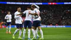 Англия уреди две контроли преди Евро 2020