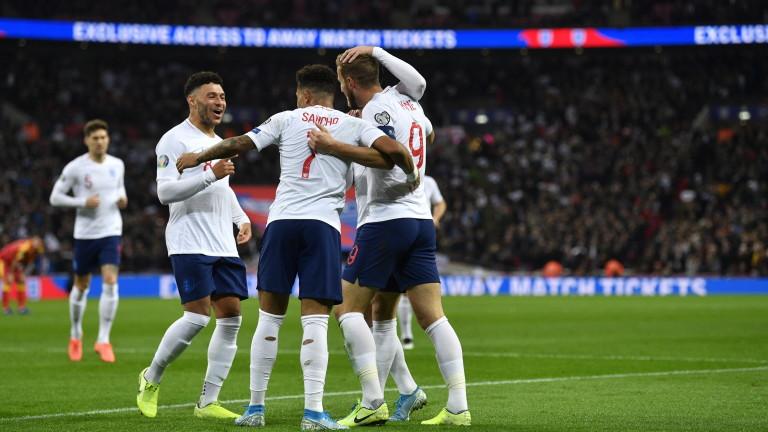 Англия с четири контроли преди Евро 2020