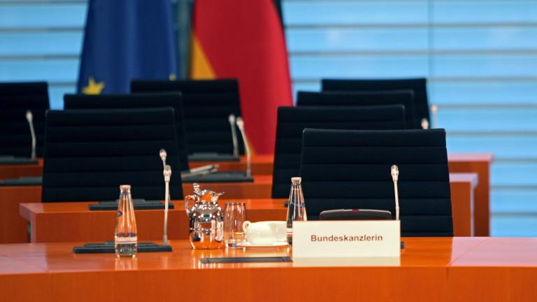 И втората проба за наличие на коронавирус на германския канцлер