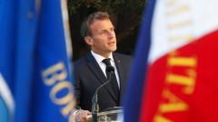 Макрон: Ердоган дестабилизираЕвропа с експанзия, национализъм и ислямизъм
