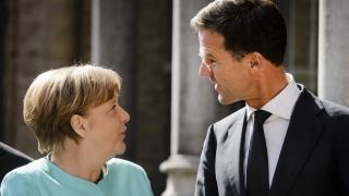 Меркел и Рюте се договорили с Турция за бежанските квоти