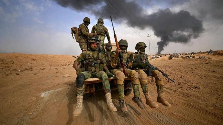 Ирак започна окончателна офанзива срещу ДАЕШ в Рава