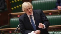 Джонсън обеща Британия отново да научи изкуството да се конкурира с държави с противоположни ценности