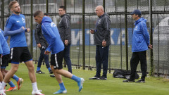 Георги Тодоров хвърля младок срещу Арда, голмайсторът на Левски аут