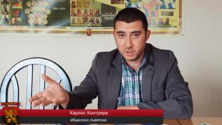 """Контрера гневен на """"чиновнички"""" от МФ, реди тролей и автобуси по ул """"Раковска"""""""