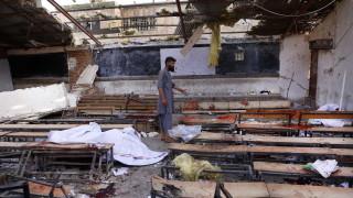48 души убити и 67 ранени при самоубийствен атентат в Кабул